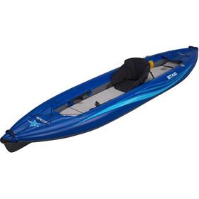 "NRS Paragon XL Inflatable Kayak 13'6"" blue"